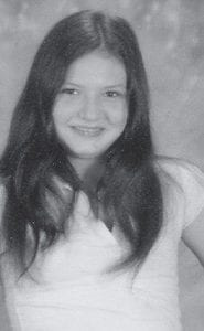 TURNING 12 -  Victoria Marie Holland will celebrate her 12th birthday June 1 with family and friends. She is the daughter of Dorothy and Randy Holland.