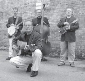 PICKIN' ON THE MOUNTAIN -  The bluegrass show set for June 16 at Jenkins will feature the Glenn Ritchie Band from Knott County.