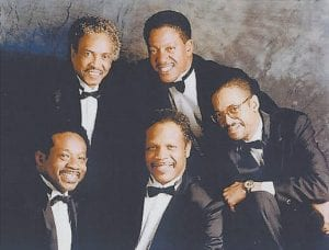 BENNY ANDERSON AND THE DRIFTERS