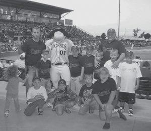 The Whitesburg Little League Baseball