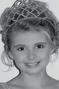 TINY MISS MOUNTAIN HERITAGE -  Ashley Shae Benton, daughter of Tony and Katina Benton of Whitesburg, was recently crowned Tiny Miss Mountain Heritage 2007. She is the granddaughter of Coolie and Janice Baker of Isom, and Doug and Janie Benton of Sandlick.