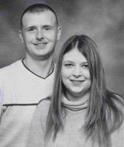 TO BE WED -  Rebecca Kincer and James Colby Meade will be married at 3 p.m., September 22, at the Hemphill Freewill Baptist Church at Hemphill. She is the daughter of Malcolm and Betty Kincer of McRoberts. He is the son of Sondra Hall of Deane and the late Neil Hall.