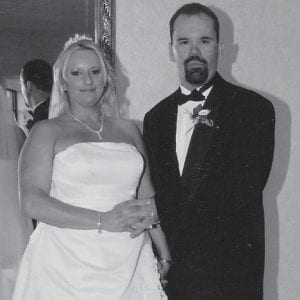MARRIED -  Jewel Faye Fouts and Jesse Carl Ingle were married August 9 in Pigeon Forge, Tenn. They are both employed at Music Road Hotel and Convention Center. She is the daughter of Jim and Phyllis Anderson of Colson, and he is the son of Shelby Ingle of Dandridge, Tenn., and the late Troy Ingle. The couple reside in Sevierville, Tenn., along with the bride's two children, Megan and Dustin.