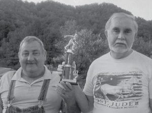 TOURNEY WINNERS -  Dorse