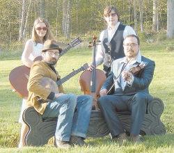 Clack Mtn. String Band