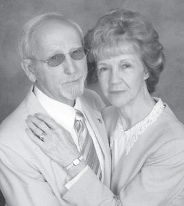GOLDEN ANNIVERSARY -  Earl and Joyce Watkins of Hamilton, Ohio, celebrated their 50th wedding anniversary Sept. 1 at the Nazarene Church in West Chester, Ohio. The couple were married Sept. 14, 1957 in Blackey. Mrs. Watkins is the former Joyce Dixon of Blackey. They have a son and daughter-in-law, Daniel Steven and Kathy Watkins, and two grandsons, Andrew and Ethan. A surprise anniversary party was given by their son and daughter-in-law, where their son renewed his parents' wedding vows. Mr. Watkins is retired from Fluor Daniels Fernald. Mrs. Watkins is a sales associate for Dillard's.