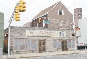 NOW DEMOLISHED -  Satriale's pork store where the television series,