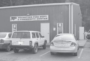 NEW ADDITION -  The Colson Senior Citizens Center, which had its grand opening November 16, is located inside the Colson Fire Department and Community Center.