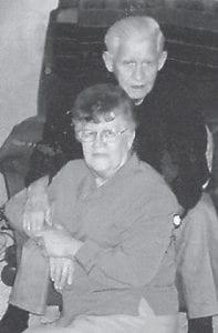 GOOD MARLOWE FRIENDS -  Wanda (Stidham) Miller and her husband, L.T., of Belva, West Virginia, are originally from Marlowe.