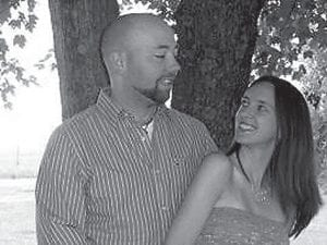 TO BE WED -  Tabatha Lynn Gibson and Matthew Brent Caudill will be married December 30 in Morehead. Both are graduates of Morehead State University. She is the daughter of Roy and Susie Gibson of Augusta. He is the son of Michael and Marcia Caudill of Carcassonne, and the grandson of Edna Caudill and the late H.D. Caudill Jr., and Nadine Craft and the late General Caudill.