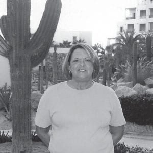 VISITING MEXICO -  Eula Mae Brown recently vacationed at a luxurious resort on the Baja in San Lucas, Mexico, with her siblings Becky Mohn and Kelly Boggs. They reported a wonderful time with beautiful scenery and temperatures in the 80's.