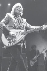 Tom Petty performed in Glendale, Ariz., in this Oct. 2006 photo. (AP Photo)
