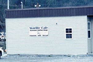 The Starlite Cafe, owned and operated by Anthony Cowden, has temporarily lost its