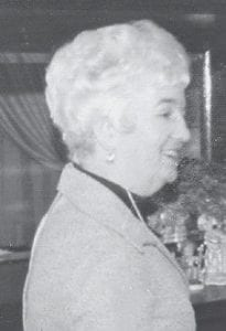 FRIENDS -  Former Letcher County resident Margaret Gault Day of Cereda, W.Va., and Whitesburg correspondent Oma Hatton became friends even though they only met in person twice. Mrs. Day died January 22 at the age of 94.