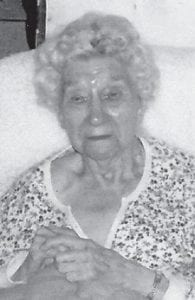 95TH BIRTHDAY -  Lavinia Sturgill of Eolia, was 95 years old February 13. She celebrated her birthday with a number of family members and friends. She has a son, Verdell Sturgill, also of Eolia.