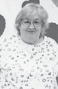 BIRTHDAY -  Celebrating a birthday recently was Linda Lou Lucas of Beaver Dam.