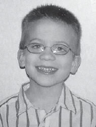 STUDENT OF THE WEEK -  Daven Maggard, a first grade student at McRoberts Elementary School, was named Student of the Week Feb. 26. He is the son of David and Gina Maggard of Neon. He is the grandson of Veldia Maggard, also of Neon.