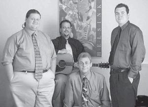 TO PERFORM -  Ernie Thacker and Route 23 will perform on 88.7 WMMT's