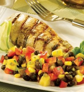 Tequila Lime Corn & Bean Salad