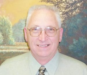 John Shook, above, is serving his final days as superintendent of the Jenkins Independent School System. His replacement, Deborah Watts of Knott County, was named last week.