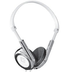 Study: headphones contain magnets which can interfere with heart devices if held very close to them. (AP)