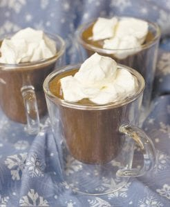 Depths of Sin Hot Chocolate is a warm treat that really lives up to its name. (AP Photo)