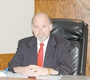 Judge Jim Wood has officially retired from his position with Letcher District Court, but will remain on the bench here until a replacement can be found. Wood is now a
