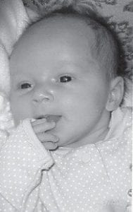 DECEMBER BIRTH — Ava Annalise Mullins was born December 29 to Jennifer and Dow Mullins of Allen. Her grandparents are Glenda and Ronnie Mullins of Jackhorn, and David and Chesley Gilliam of Whitesburg.