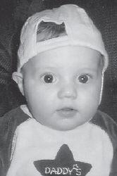 JULY BABY — Sebastian Jay Caudill was born July 30 to Mae Wells and Neil Caudill of Cowan. His grandparents are Mary Hamilton of Mayking, Johnny Wells of Colson, and Brenda and Don Caudill of Cowan.