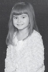 SIXTH BIRTHDAY — Chloe Alexis Jade Stidham turned six years old January 14. She is the daughter of Brandon and Stephanie Stidham of Dry Fork, and has a brother, Caleb, 8. She is the granddaughter of Harrison and Wanda Stidham of Dry Fork, and Lewis and Bonita Collier of Millstone.