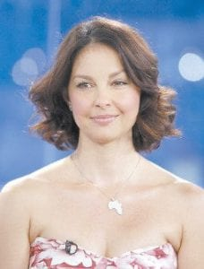 Ashley Judd was photographed in June 2008 during an appearance on the NBC