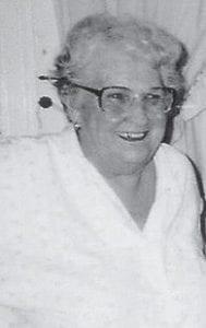 MARJORIE MARIE COLLIER