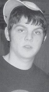 BIRTHDAY — Derek Slone will celebrate his 18th birthday on Feb. 19. He is the son of Dewey Wayne and Angie Slone of Isom. His grandparents are Faye Smith of Hazard and the late William Slone, and Carol Begley of Roxana and the late Cecil Begley.