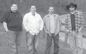 TO APPEAR — Coal Town will headline the Relay for Life Spring Fling at River Park in Whitesburg.