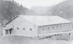 OLD WHITESBURG HIGH SCHOOL GYMNASIUM