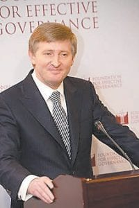 Billionaire Rinat Akhmetov is the new owner of United Coal Co.