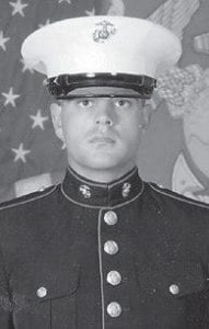 MARINE — PFC Zachary R. Day completed basic training in the U.S. Marine Corps on May 22 at Paris Island, S.C. He is the son of Carol and Randall Day. He is the grandson of Louise Shepherd and the late Castel Shepherd and the late Elhannon and Mae Day of Cowan.