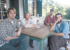 The Corduroy Road is based in Athens, Ga., but its two founding members are from central Kentucky. The Corduroy Road will perform at Summit City in Whitesburg on Saturday, June 6. Admission is $8 at the door.
