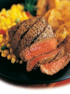 Heart of Dixie Southern Whiskey Barbeque Marinated Top Sirloin
