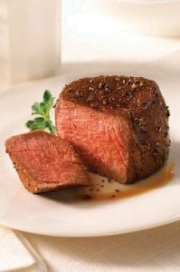 Midwest Rubbed Filet Mignon