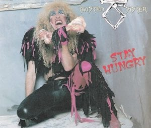 The latest by Twisted Sister,