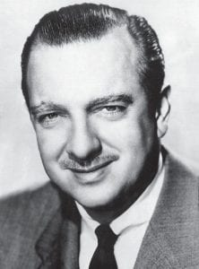 PHOTO COURTESY OF THE LIBRARY OF CONGRESS Walter Cronkite, 1961