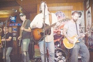 Members of Dallas Alice include Nate Thumas, bass guitar and vocals; Justin