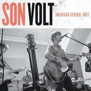 The cover of Son Volt's latest album,