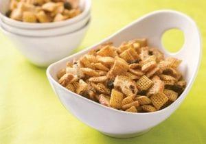 Honey Nut- Raisin Chex Mix