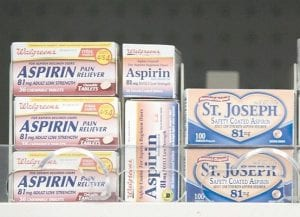 A study suggests colon cancer patients who took aspirin reduced their risk of death from the disease by nearly 30 percent.