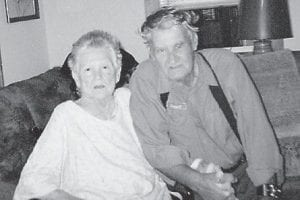 JOSEPHS — Pictured are Cowan residents Louise and Everett Joseph.