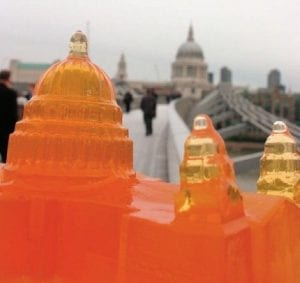 London's St. Paul's Cathedral by Bompas and Parr
