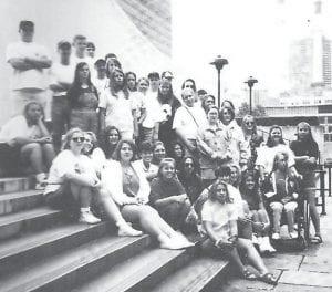 1995 SENIOR TRIP TO NEW YORK