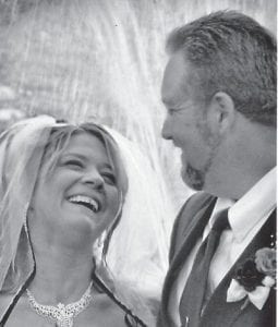 MARRIED — Sherry Robinson and Michael Blevins were married in Ashland. She is the daughter of Bill and Peggy Robinson. He is the son of Melvin Blevins and Rosemary Hatton, and the stepson of Astor